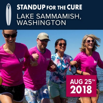 Seattle Standup for the Cure 2018 Image