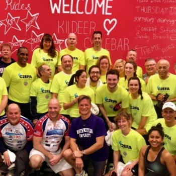 Cycle To End Father Absence & Ride for Ryan - Cyclebar Kildeer - January 28, 2018 @ 2pm