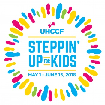 Steppin Up for Kids 2018