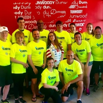 Cycle To End Father Absence - Cyclebar Dunwoody, GA - 2/18/18 @ 1pm