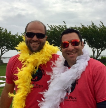 Walk a Mile in Her Shoes Nantucket 2018