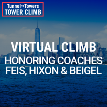 Tunnel to Towers Virtual Climb