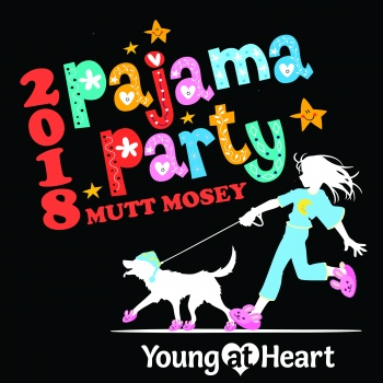 Young at Heart's Mutt Mosey Fundraiser Walk - Pajama Party!