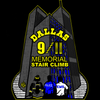2018 Dallas 9/11 Memorial Stair Climb Image