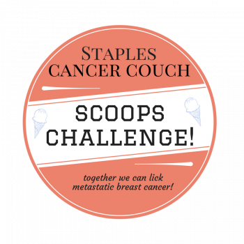 2018 Staples High School - Cancer Couch Scoops Challenge Image