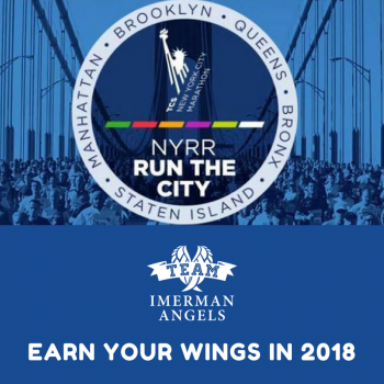 Team Imerman Angels NYC Marathon 2018 Image
