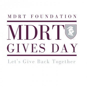 MDRT Gives Day Countdown