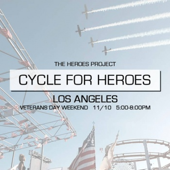 Cycle for Heroes - LA 2018 Image