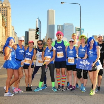 Team Imerman Angels: 2019 Bank of America Chicago Marathon Image