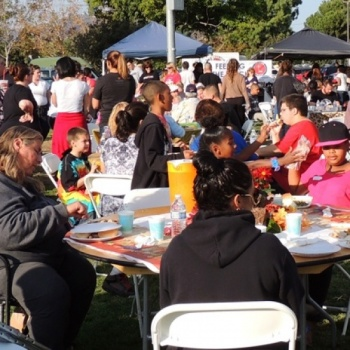 One Child At A Time Outreach- Feeding The Homeless