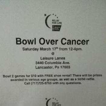 Bowl Over Cancer